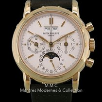 Patek Philippe Perpetual Calendar Chronograph Yellow gold 36.4mm No numerals