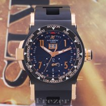 Jorg Hysek 44mm Automatic pre-owned Abyss Black