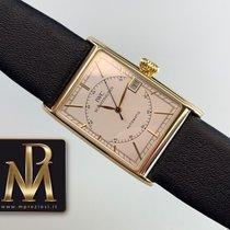 IWC Novecento Aur galben 27mm Alb Arabic