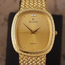 Elgin 28mm Quartz pre-owned