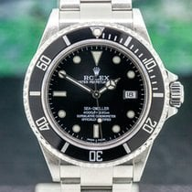 Rolex Sea-Dweller 4000 Steel 40mm Black United States of America, Massachusetts, Boston
