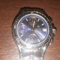 Zodiac 38mm Automatika 406.48.51 automatic chronograph použité Česko, Praha 8