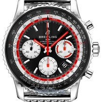Breitling Navitimer 1 B01 Chronograph 43 Steel 43mm Black United States of America, New York, Airmont