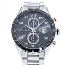 TAG Heuer Carrera Calibre 1887 Steel 43mm Grey United States of America, Georgia, Atlanta