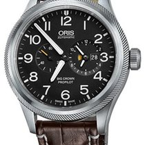 Oris Big Crown ProPilot Worldtimer 01 690 7735 4164-07 1 22 72FC 2019 new