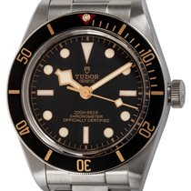 Tudor Black Bay Fifty-Eight Zeljezo 39mm Crn
