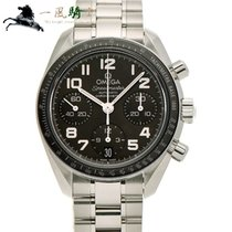 Omega Speedmaster Ladies Chronograph Zeljezo 38mm Crn