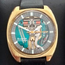 Bulova Accutron II 1-866984 NO 1970 pre-owned