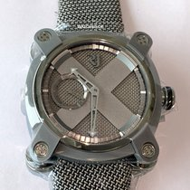 Romain Jerome Moon-DNA Acero 40mm Gris