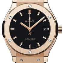 Hublot Classic Fusion 45, 42, 38, 33 mm Rose gold 38mm Black United States of America, Florida, Sunny Isles Beach