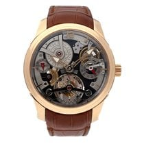 Greubel Forsey Rose gold 47.4mm Manual winding 01 855 pre-owned
