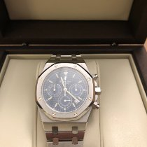 Audemars Piguet 25860ST.OO.1110ST.04 Zeljezo 2008 Royal Oak Chronograph 39mm rabljen