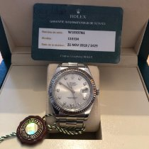 Rolex Datejust II Or/Acier 41mm Argent France, pegomas
