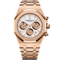Audemars Piguet Royal Oak Chronograph Oro rosado