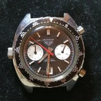 Heuer 1163 Steel pre-owned United States of America, Texas, Eagle Pass