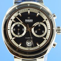 Rado D-Star 200 Steel 44mm Black