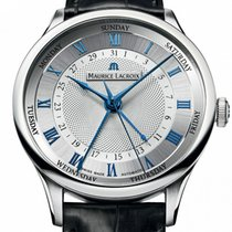 Maurice Lacroix Steel Automatic MP6507-SS001-110 new