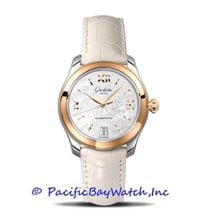 Glashütte Original Lady Serenade Steel 36mm Mother of pearl Roman numerals United States of America, California, Newport Beach