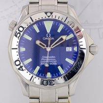 오메가 (Omega) Seamaster Professional Chronometer Electric blue...