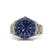 Tudor pre-owned Automatic 42mm Blue Sapphire Glass 50 ATM