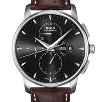Mido Steel Automatic M8607.4.18.8 new