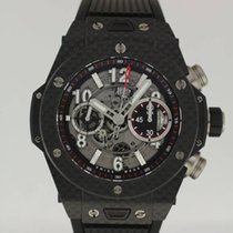 Hublot Big Bang Unico Carbon 45mm Transparent No numerals