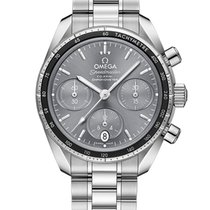 Omega Speedmaster new 2019 Automatic Watch with original box and original papers 324.30.38.50.06.001