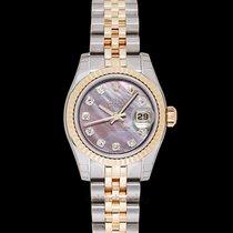 Rolex Lady-Datejust 179173 G new