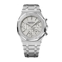 Audemars Piguet 26320ST.OO.1220ST.02 Steel 2014 Royal Oak Chronograph 41mm pre-owned United States of America, New York, NEW YORK