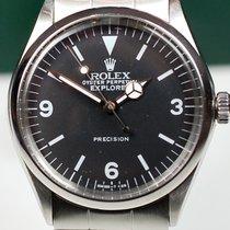 Rolex Air King Precision Explorer Dial