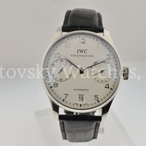 IWC Portuguese Automatic Platinum 42.3mm Silver Arabic numerals United States of America, California, Beverly Hills