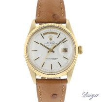 Rolex 1803 Geelgoud 1967 Day-Date 36 36mm tweedehands Nederland, Maastricht