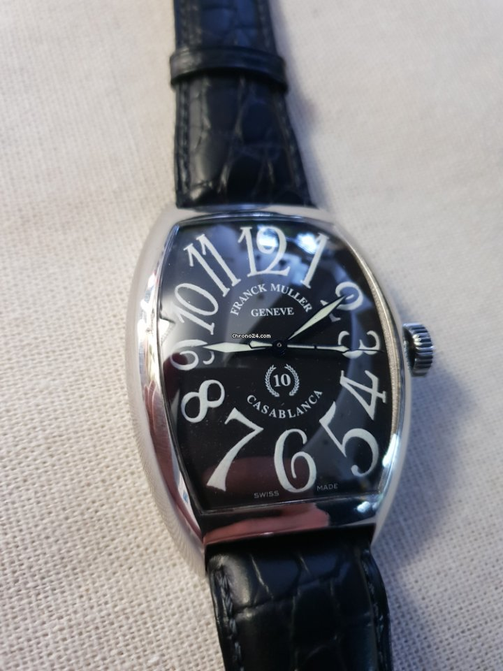 Франк миллер часы оригинал