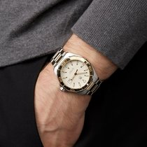 TAG Heuer Aquaracer 300M Goud/Staal 40mm Wit Nederland, Amsterdam