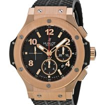 Hublot Red gold Automatic Black 44mm new Big Bang 44 mm