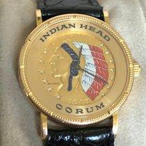 Corum Oro giallo 31,5mm Quarzo 4447956 usato Italia, Cremona