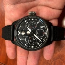 IWC Big Pilot Top Gun IW502902 2012 подержанные