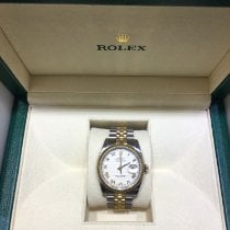 Rolex 116233 Gold/Steel 2004 Datejust 36mm pre-owned