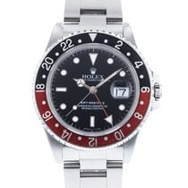 Rolex 16710 Steel GMT-Master II 40mm pre-owned United States of America, Georgia, Atlanta