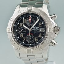 Breitling Steel 44mm Automatic A13380 pre-owned