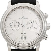 Blancpain White gold 37mm Automatic 6885-1542-55 pre-owned