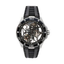 Roger Dubuis Titanium Manual winding No numerals 44mm pre-owned Pulsion