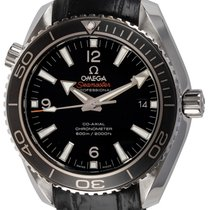 Omega Seamaster Planet Ocean 232.32.42.21.01.003 2018 pre-owned
