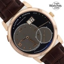 A. Lange & Söhne Grand Lange 1 Rose gold 42mm Black Roman numerals United States of America, Florida, North Miami Beach