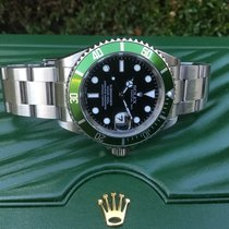 Rolex Submariner Date Steel 40mm Black No numerals United States of America, California, Costa Mesa