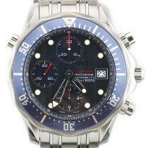 Omega Seamaster Diver 300 M 2225.80.00 2008 подержанные