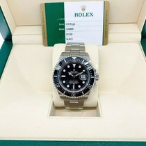 Rolex Sea-Dweller Steel 43mm Red No numerals United States of America, California, Los Angeles