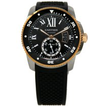 Cartier new Automatic Luminescent Hands 42mm Steel Sapphire crystal