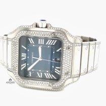 Cartier Santos (submodel) WSSA0013 2019 подержанные