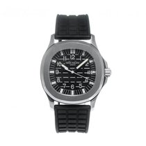 Patek Philippe 5064A-001 Steel 2004 Aquanaut 36mm pre-owned